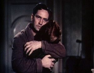 Cropped screenshot of Fredric March from the f...