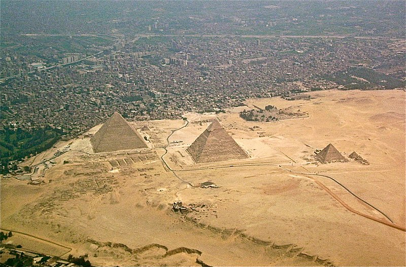 Why is it that archeologists have not found the original treasures in many of the pyramids?