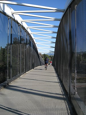 Iron Horse Trail Ygnacio Valley Rd Bridge