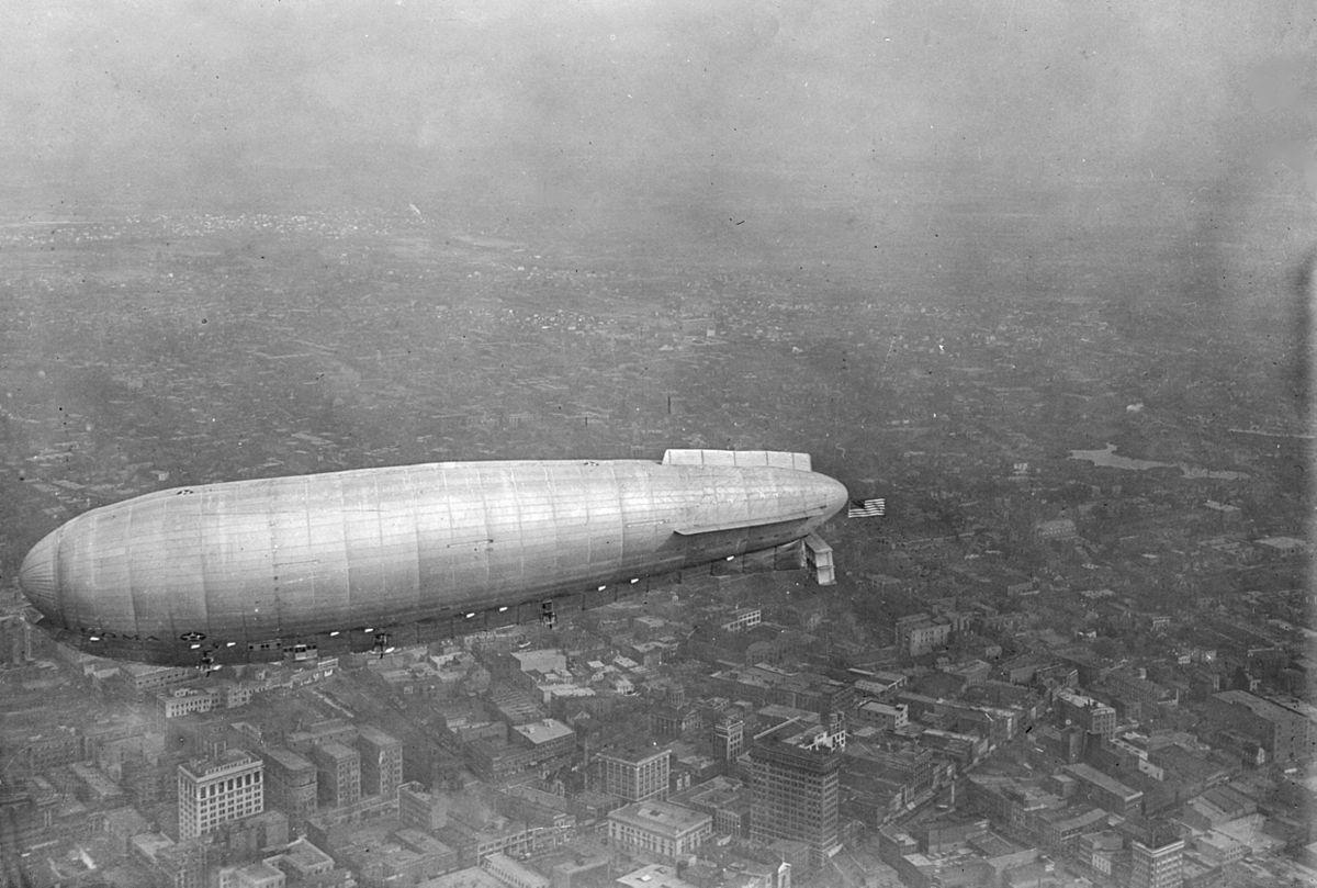 Roma airship  Wikipedia