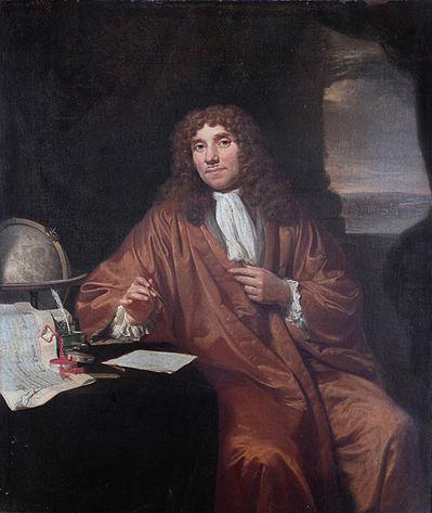 Antoni van Leeuwenhoek, Jan Verkolje