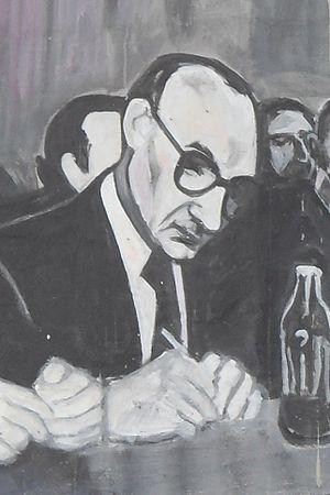 Polski: Mieczysław Jagielski - działacz komuni...