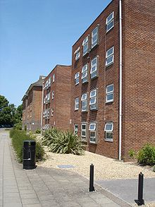 Wessex Lane Halls  Wikipedia