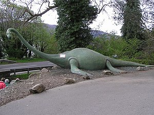 English: Nessie spotted The Loch Ness Monster ...