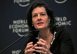 Davos World Economic Forum 2011.