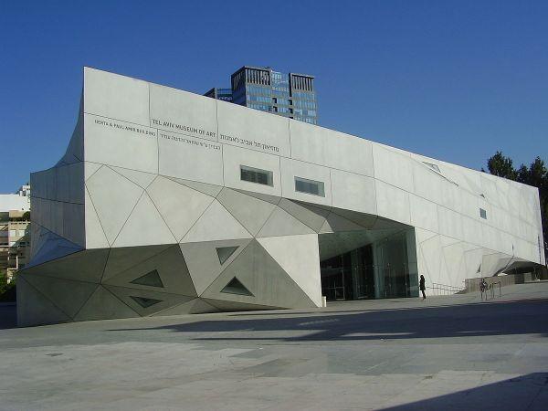 Tel Aviv Museum Of Art - Wikipedia
