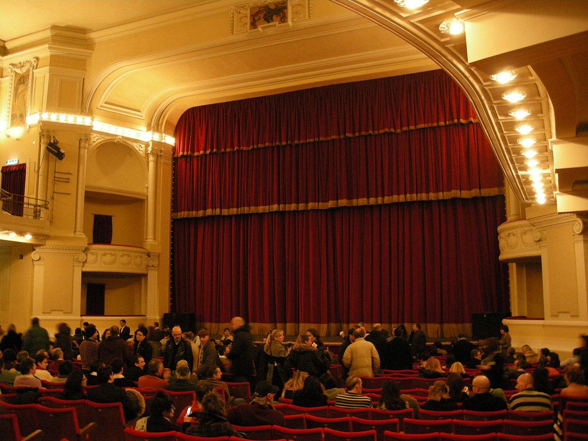 Teatro Politeama Prato  Wikipedia