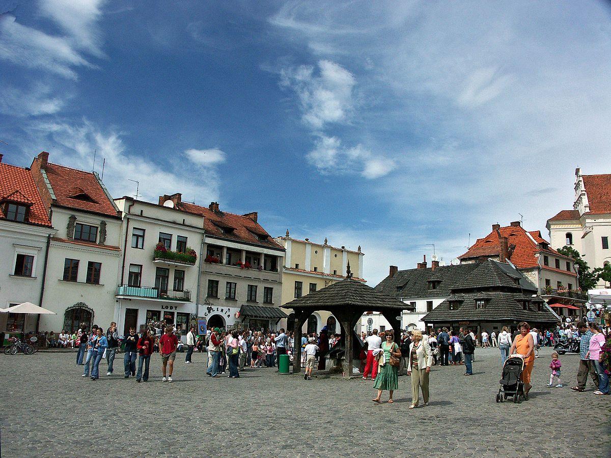 Kazimierz Dolny  Reisefhrer auf Wikivoyage