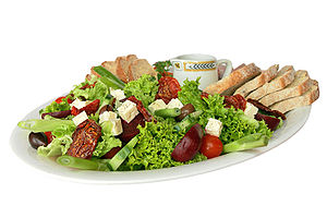 Choose the right salad for diet plan
