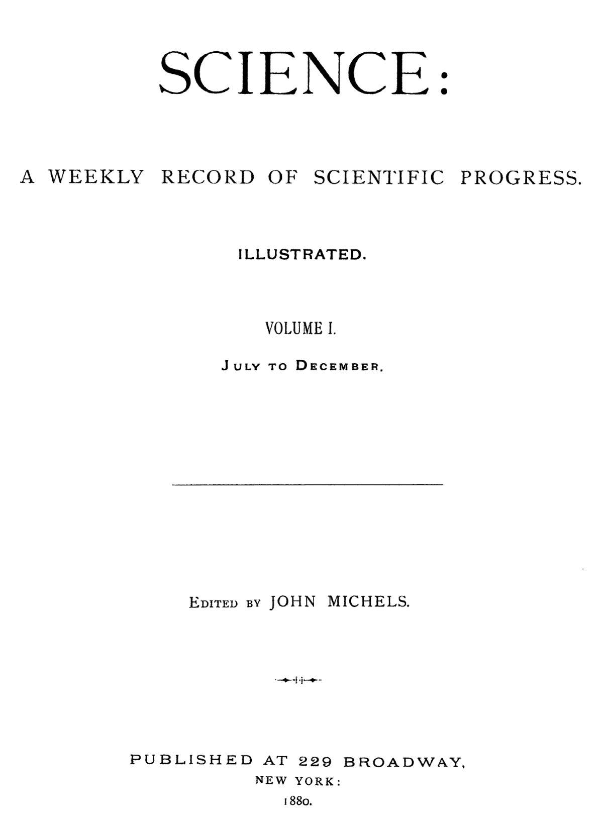 Science Journal Wikipedia