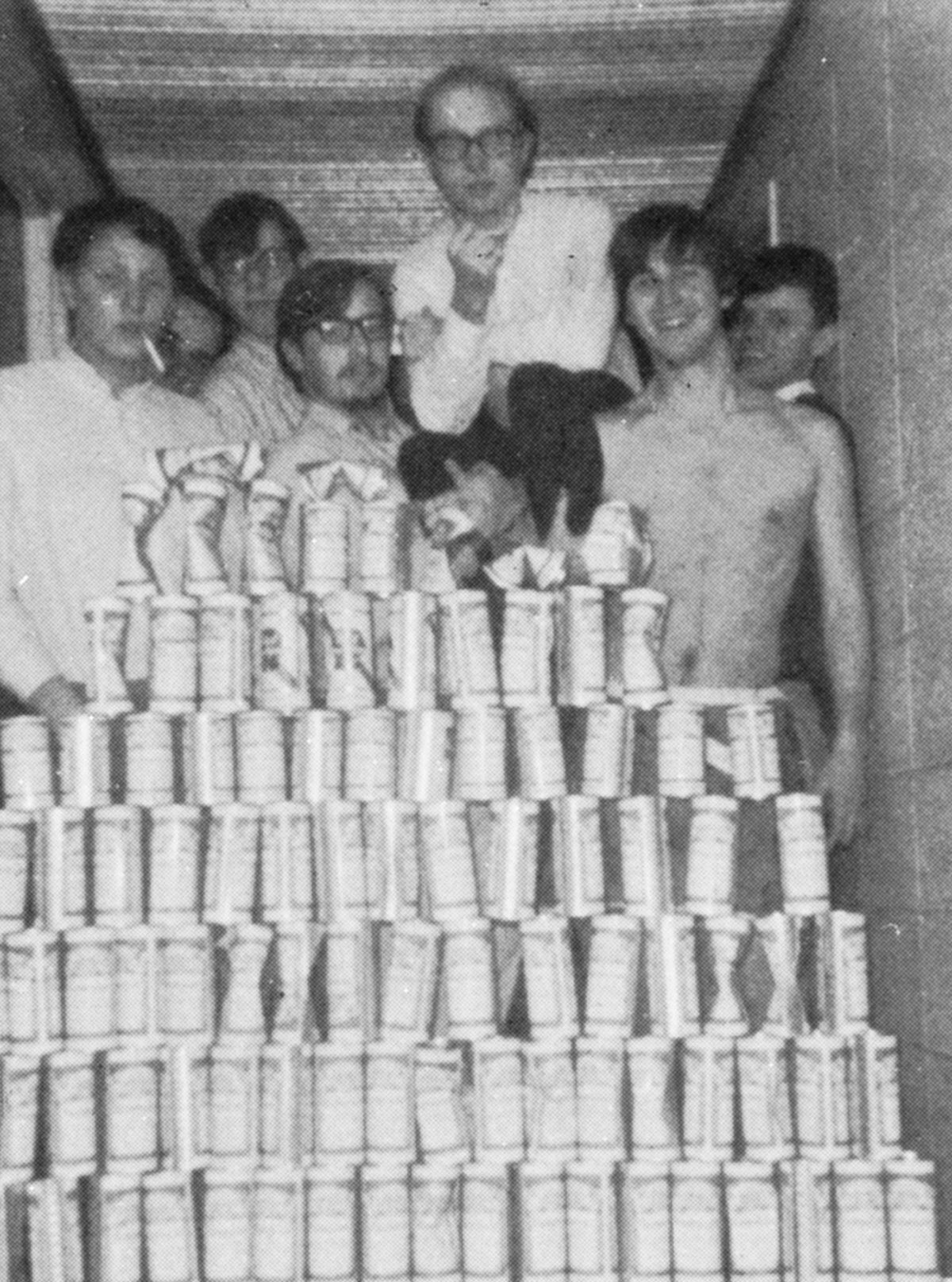 Beer Can Pyramid Wikipedia
