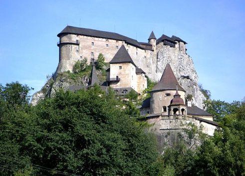 Castillo de orava