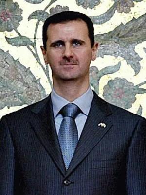 English: President Bashar al-Assad of Syria . ...