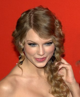 Taylor Swift at the Time 100 Gala, May 3, 2010.