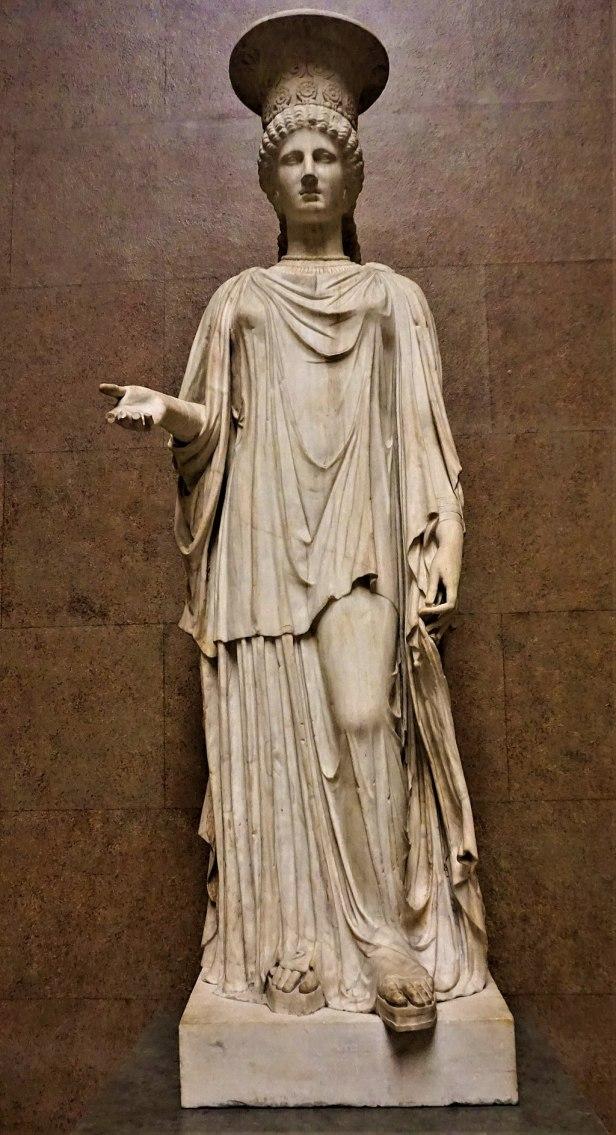Townley Caryatid - British Museum - Joy of Museums