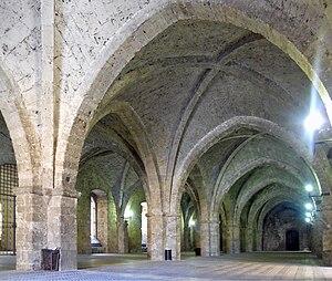 Vaults of Vescovado - Rieti, Italy