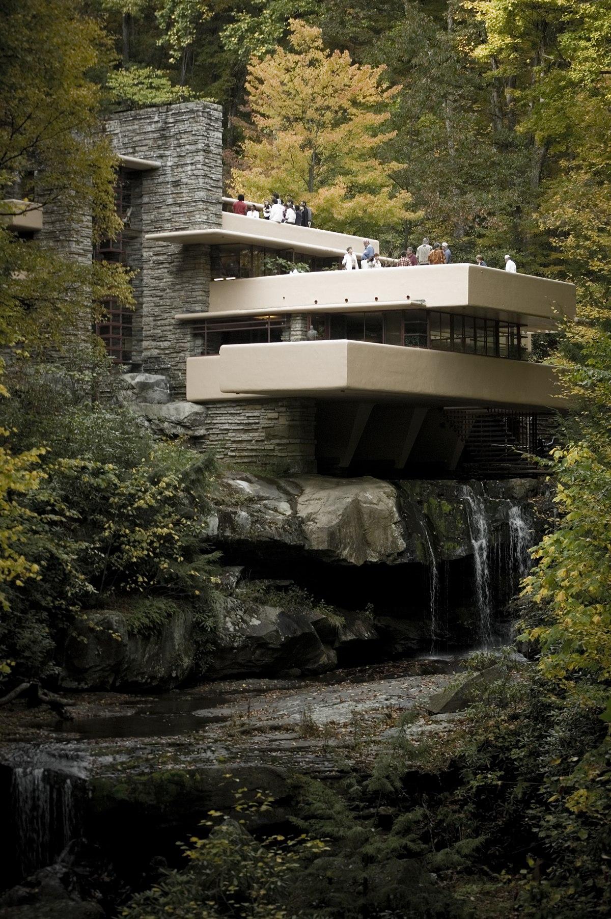 Casa de la cascada  Wikipedia la enciclopedia libre
