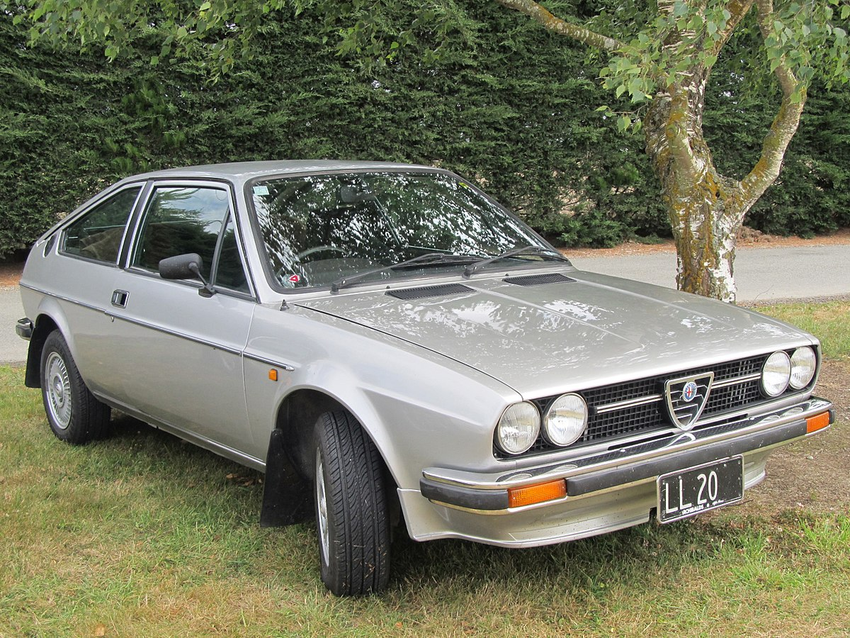 Alfa Romeo Sprint  Wikipedia