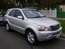 2008 Kia Sorento Fuel Filter Kia Sorento Wikipedia