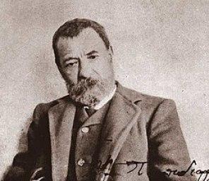 Ο Αλέξανδρος Παπαδιαμάντης