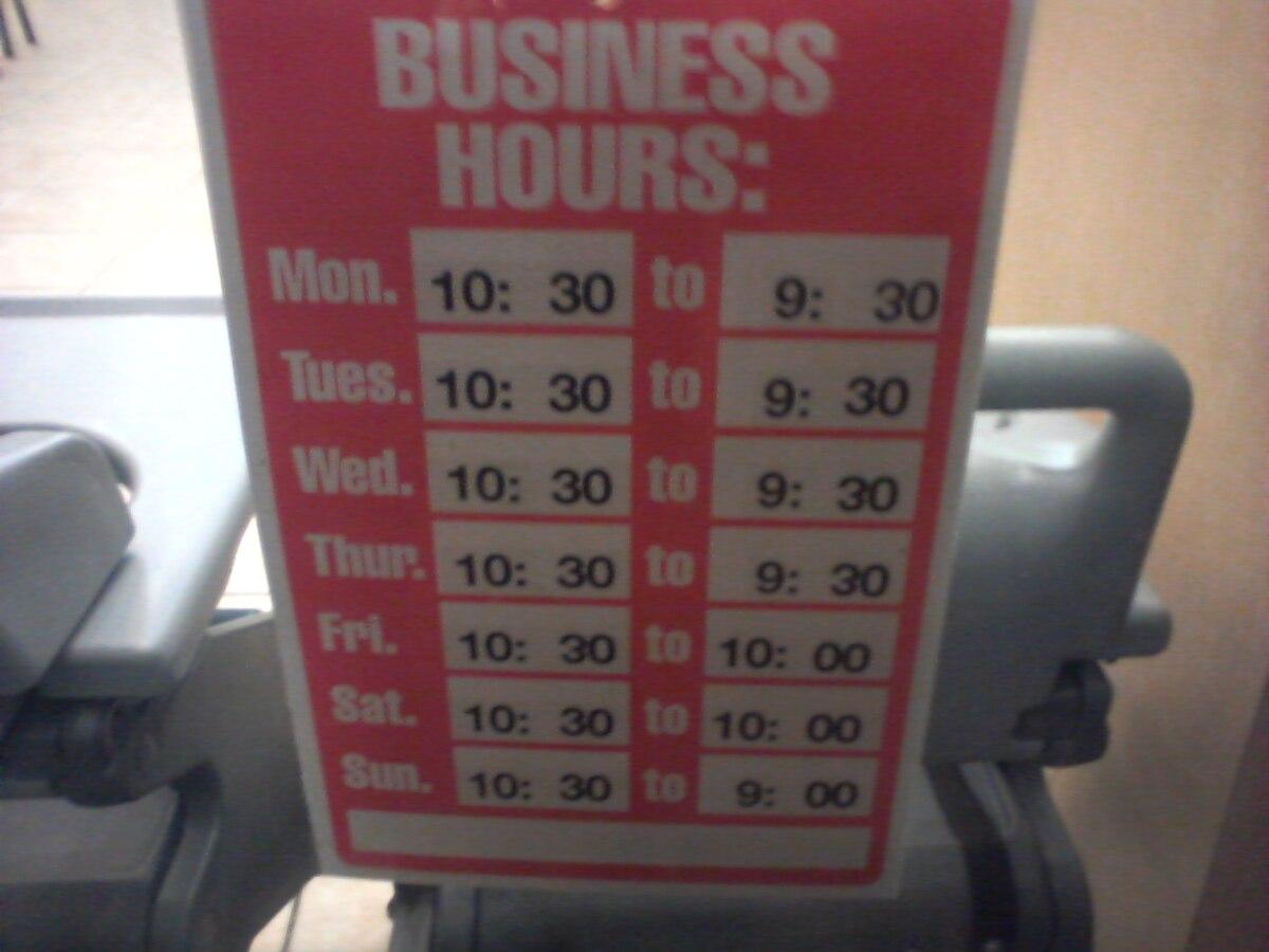 Business Hours Wikipedia