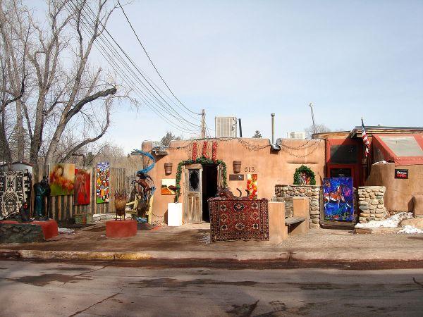 Canyon Road Santa Fe Mexico - Wikipedia