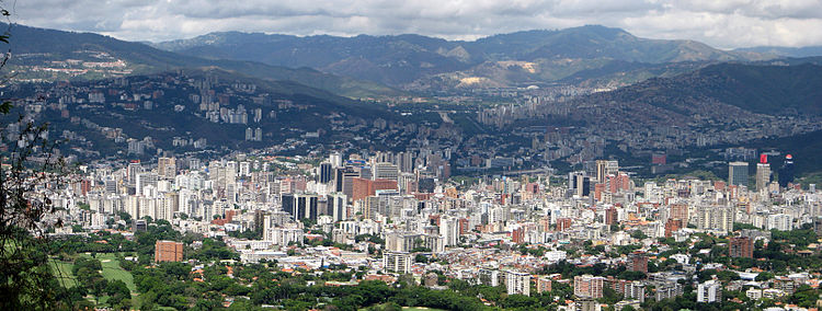 Most dangerous things in the world-Most dangerous city: Caracas