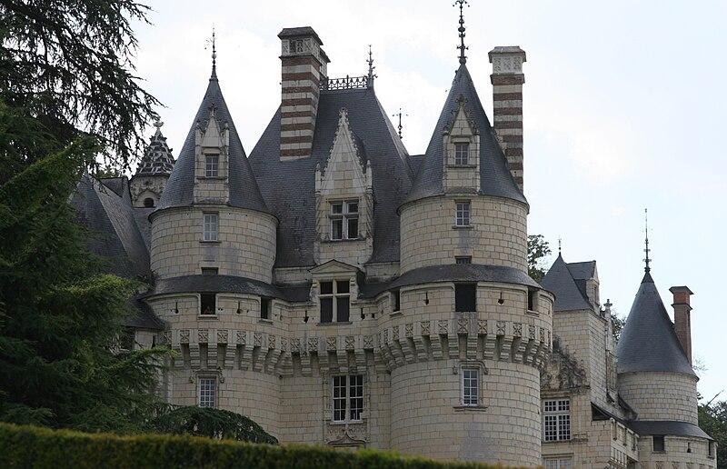 ChateaudUsseRooftop