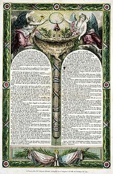 Constitution du 24 juin 1793 - SITE GAULLISTE