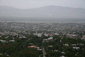 Port-au-Prince, Capital of Haiti