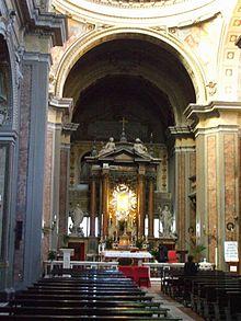 Santuario di Santa Maria di Galloro  Wikipedia