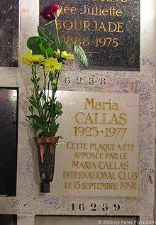 Maria Callas  Wikipdia a enciclopdia livre