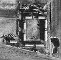 Luftaufnahme des KZ-Außenlagers Ladelund