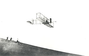 English: A photograph of Orville Wright in his...