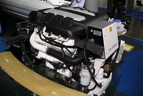 VW Marine Diesel Engines