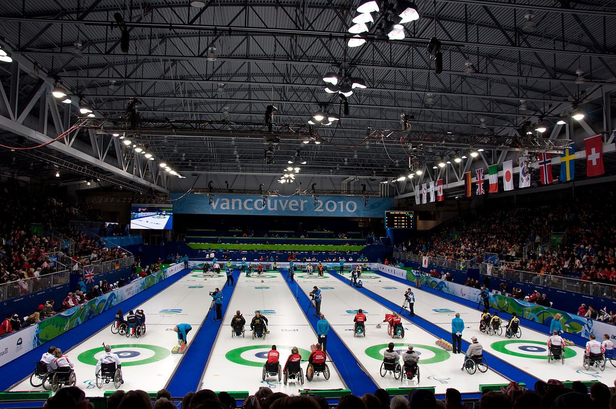 Wheelchair curling at the 2010 Winter Paralympics  Wikipedia