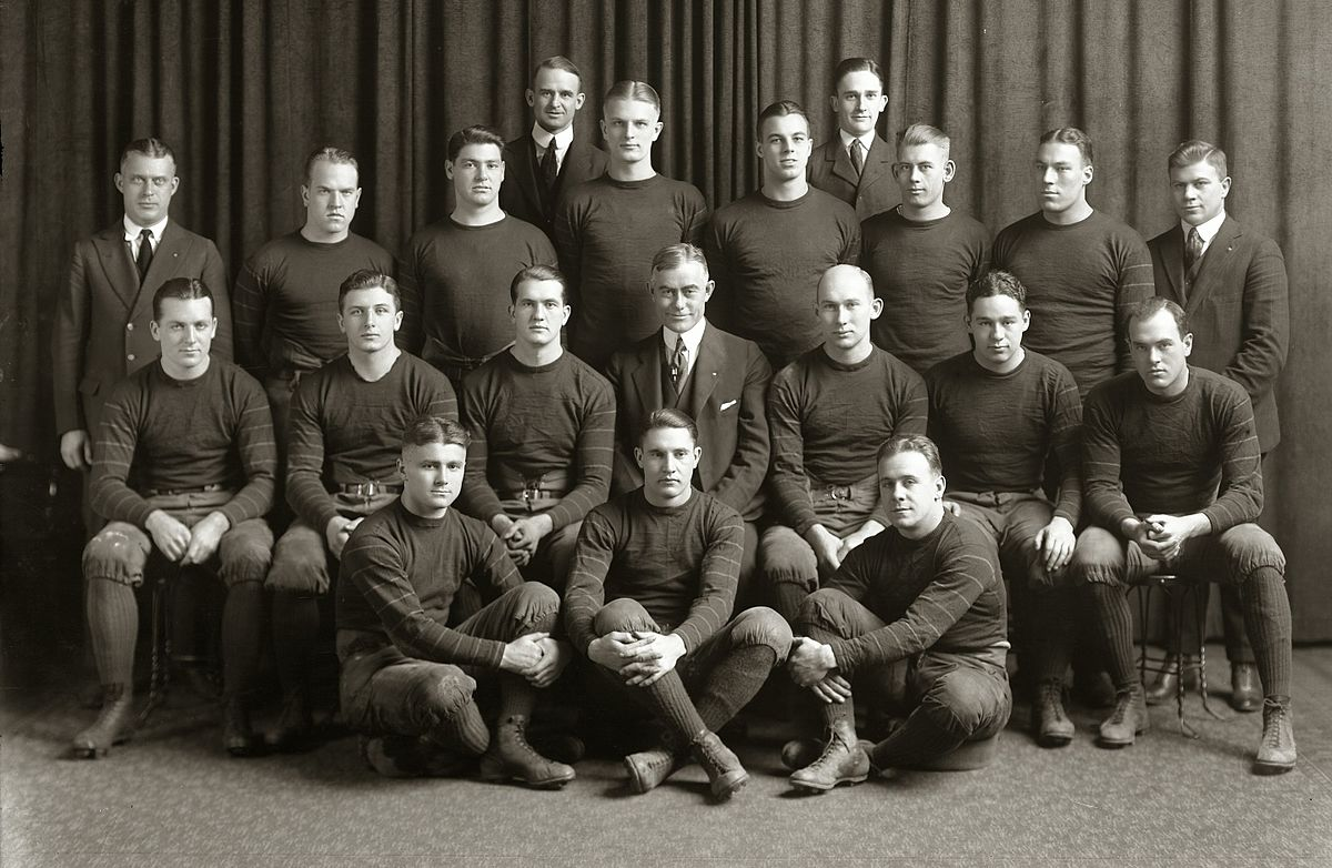 1920 Michigan Wolverines Football Team  Wikipedia