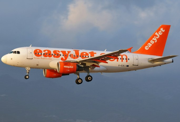 Airbus A319-111, EasyJet Airline AN1601617