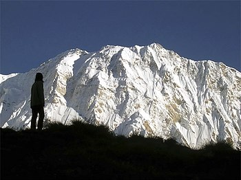 The South Face of Annapurna