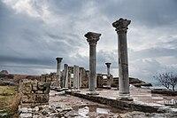 Chersonesos columns.jpg