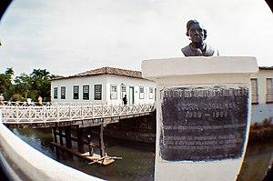 Português: Casa de Cora Coralina - Cidade de G...