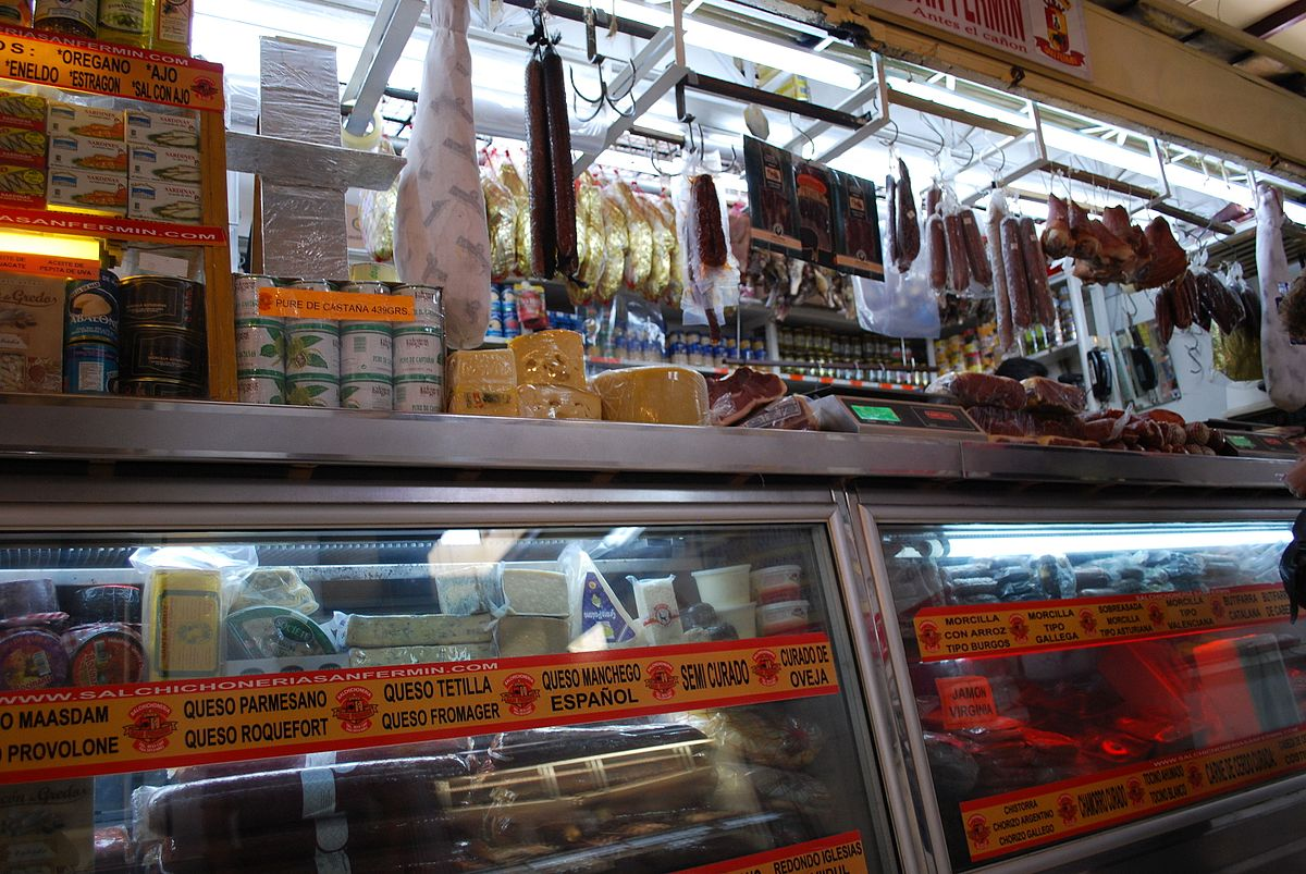 San Juan Market Mexico City  Wikipedia