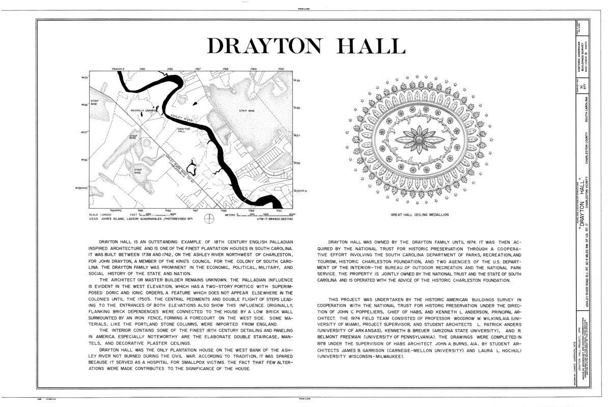 File:Drayton Hall, Ashley River Road (State Route 61