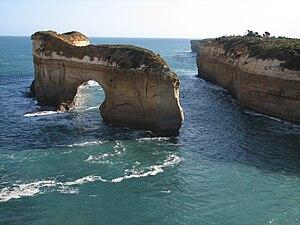 Elephant Rock on the Great Ocean Road
