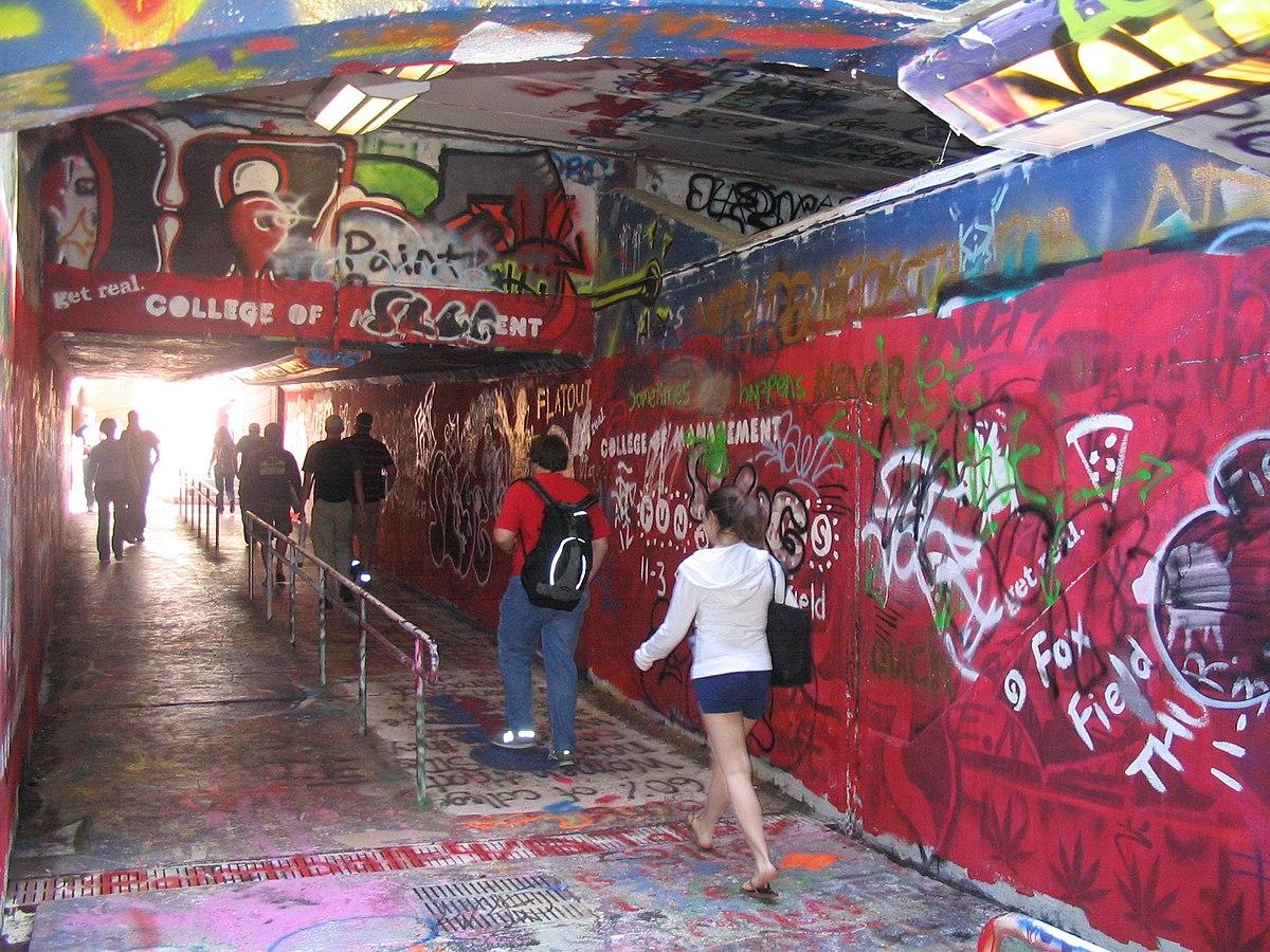 Free Expression Tunnel  Wikipedia