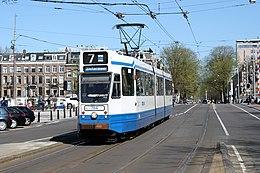 Tramlijn 7 Amsterdam  Wikipedia