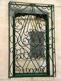 Gibraltar window
