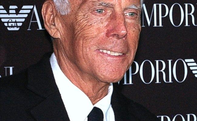 Giorgio Armani Wikipedia