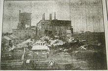 1909 Grand Isle hurricane  Wikipedia