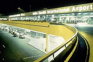 Indira Gandhi International Airport, India